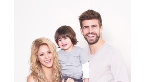 Shakira de mamá