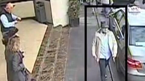 El tercer sospechoso de los recientes ataques en el aeropuerto de Brusel...
