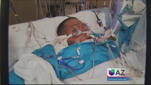 Hispano está en condición grave tras recibir una descarga de un cable de...