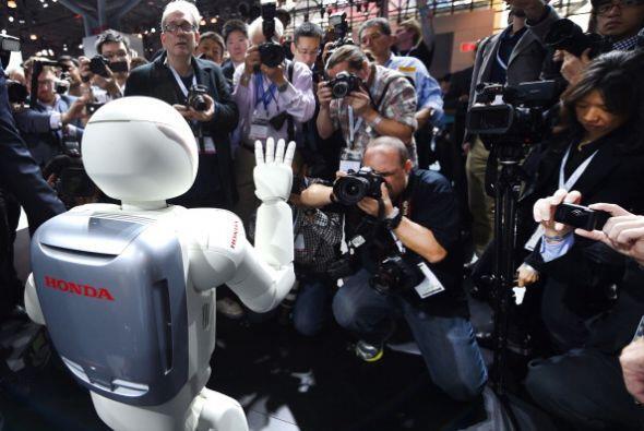 Pero este simpático robot se ha convertido en estandarte de la in...