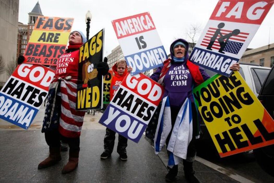 Tanto en Maryland como en Washington, las bodas gay fueron aprobadas por...