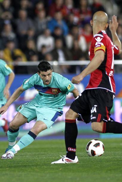 Mallorca perdió las marcas luego de los dos primeros goles y el B...