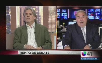 Tiempo de Debate: Polémico anuncio contra indocumentados