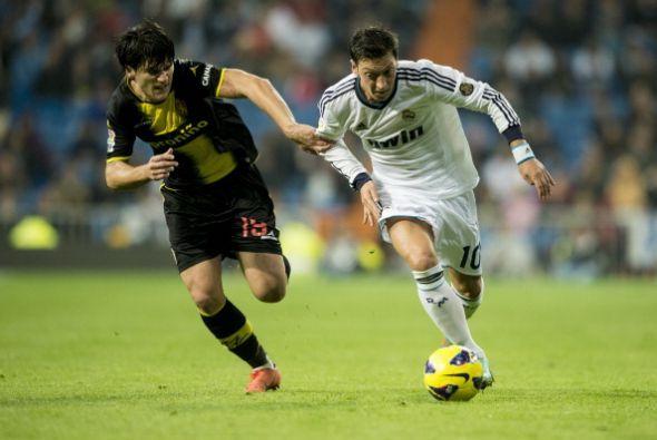 El Madrid pareció pensar más en su próximo partido de Champions que en e...