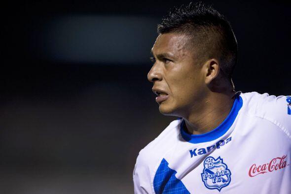 Tras una temporada el zaguero volvería a México para jugar con San Luis...