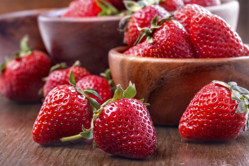 Los arándanos, fresas, frambuesas, zarzamoras y otros frutos del...