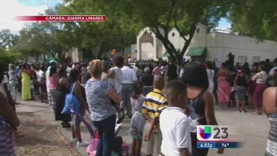 La muerte de un niño en Miami-Dade provocó protestas y acciones