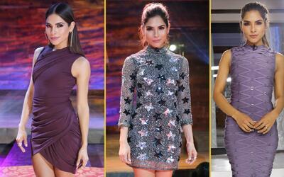 Los looks de Alejandra Espinoza en La Reina de la Canción