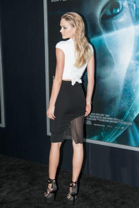 Lindsay Ellingson es una de lamodelos más guapas del momento.