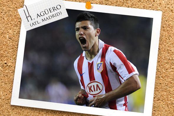 Y volvemos con los jugadores argentinos para cerra este Once ideal. Serg...