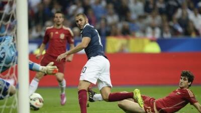 Benemá anotó un gol que fue anulado.