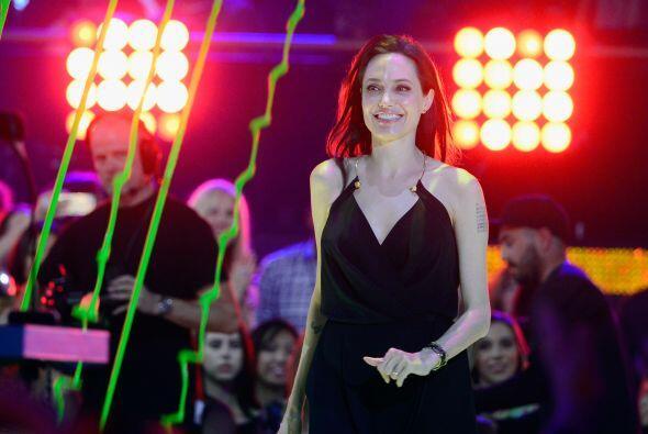 ¡Bien por Angelina!
