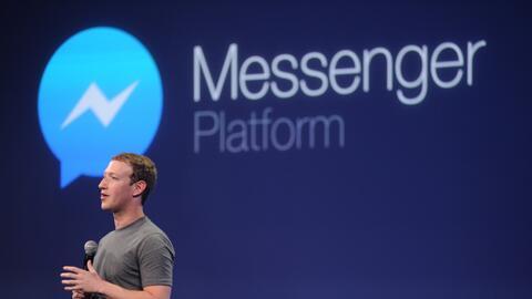 Mark Zuckerberg, director general de Facebook