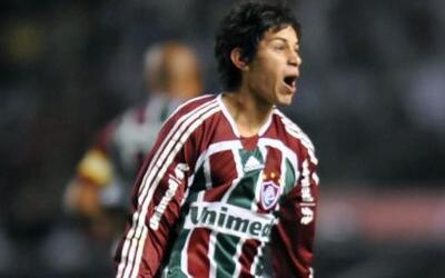 Darío Conca, el cerebro del Fluminense, club que lo adoptó como uno de s...