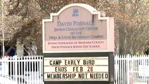 'Miami en un Minuto': Amenaza de bomba obligó a evacuar un centro judío...