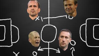 Pareja, Marsch, Berhalter y Porter, DT jóvenes guiando equipos a la MLS Cup