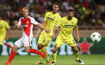 Villarreal quedó eliminado de la Champions