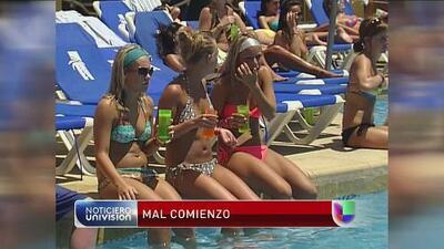 El sector turístico mexicano acaba de sufrir un nuevo golpe