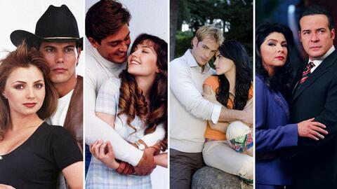 Parejas memorables de telenovela