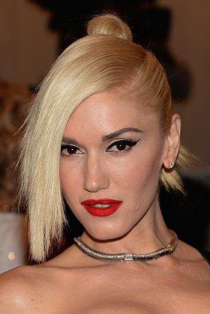 Gwen Stefany, sexy, muy en su estilo y su papel y sí cumpli&oacut...