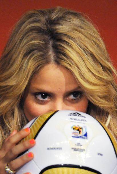 Más allá de sus conocimientos sobre balompié, la colombiana tiene una fu...