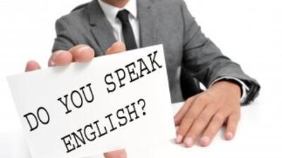 """Actualmente unos 15.000 docentes enseñan esta lengua, """"pero con este pro..."""