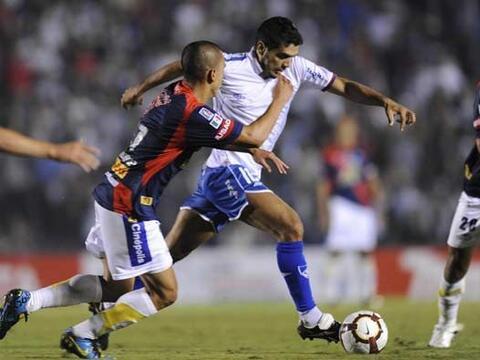 Por el Grupo 6 de la Copa Libertadores Nacional de Uruguay venció...