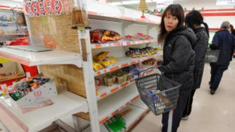 Japón necesita actuar con presteza y prohibir la venta de alimentos de l...