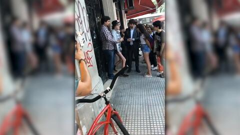 El video que aterrorizó a los fans de Charly García