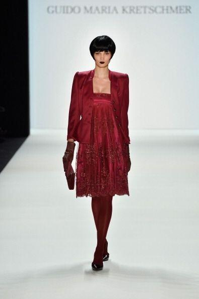 La moda metalizada de la colección otoño/invierno 2014 de...
