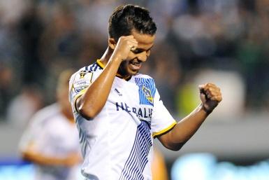 """Giovani dos Santos: """"Muy contento por el resultado obtenido"""""""