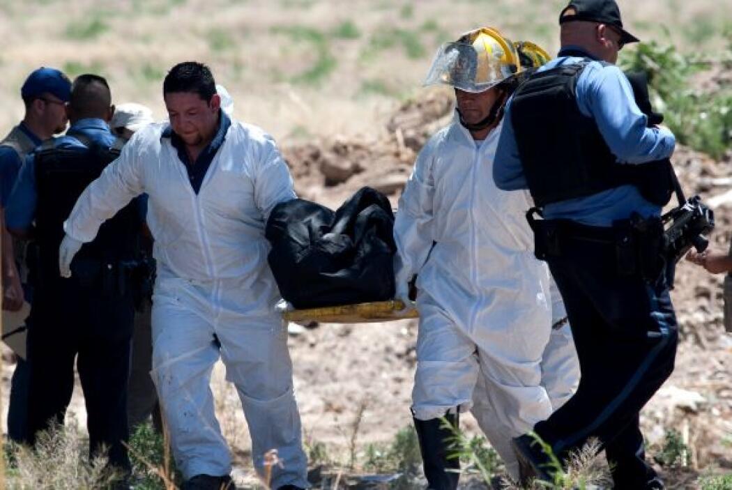 Mediante el informe llamado El desafío de Peña Nieto: los cárteles crimi...