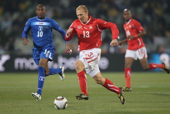 La Copa Mundial de Sudáfrica tuvo el regreso de Honduras a un cer...