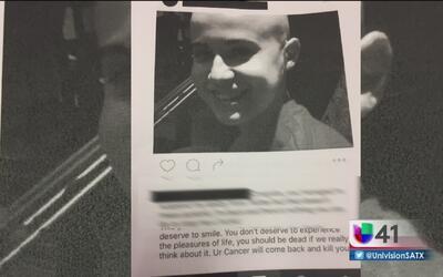 Caso de joven con cáncer de San Antonio promueve la aprobación de una le...