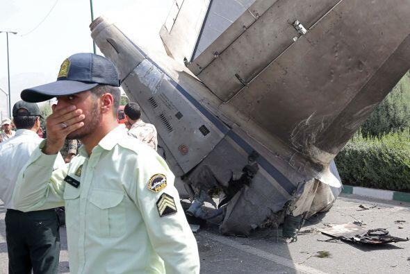Los muertos son todos iraníes, confirmaron a Efe fuentes diplom&a...