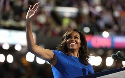 Discurso completo de Michelle Obama que hizo vibrar a la Convención Demó...