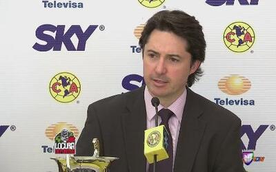 Yon de Luisa: 'Las 2 instituciones jugarán con los mejores que tengamos'
