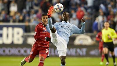 Sporting Kansas City y FC Dallas miden fuerzas.