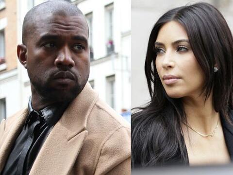 La boda de Kim y Kanye está a la vuelta de la esquina.Vota aqu&ia...