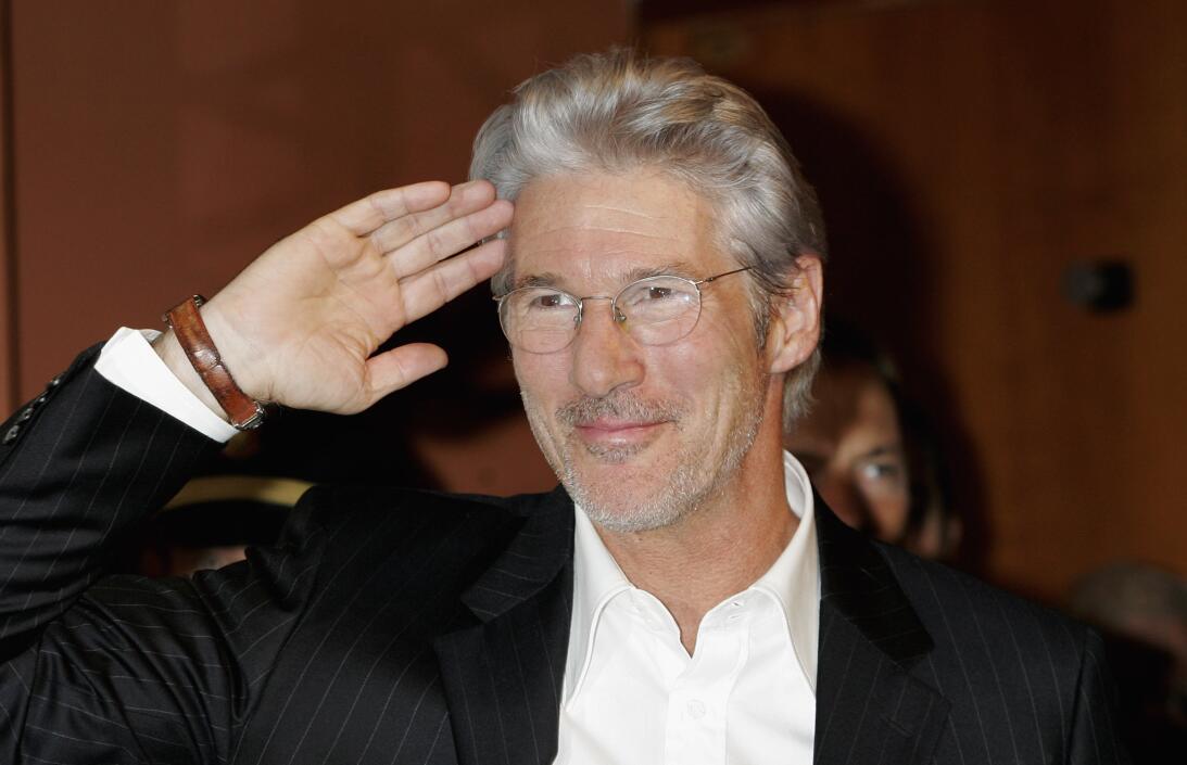 El 15 de octubre de 2006, el actor visitó el Festival de Cine de...
