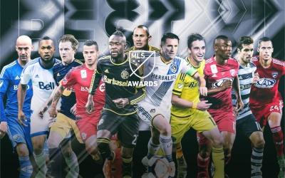 Equipo Ideal de la MLS 2015 DL Image