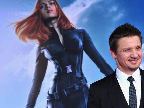 """Cuando asistió a la premiere de """"Captain America: The Winter..."""