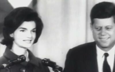 EEUU conmemora los 100 años del nacimiento de John F. Kennedy con un sel...