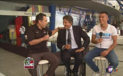 Juan José Frangie y Marcelo Alatorre nos hablan de la nueva temporada de...
