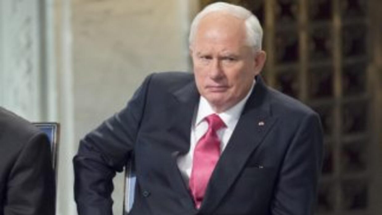 El antiguo secretario del Comité Nobel noruego, Geir Lundestad.