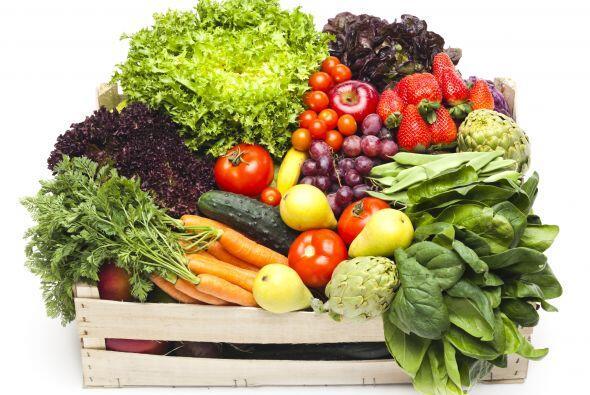 De estación. Las frutas frescas y vegetales de temporada son generalment...