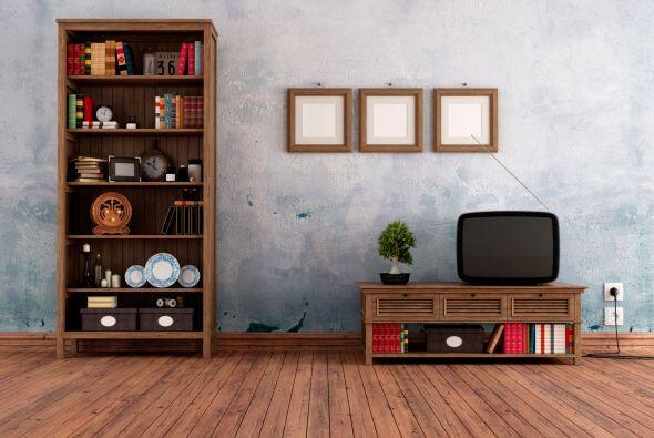 Reinventar. Si tienes un mueble que ya no utilizas y sientes que te roba...