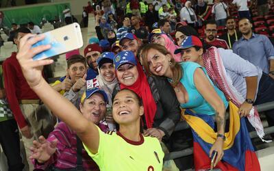 Venezuela cierra su gira asiática con buen empate ante el Japón de Aguir...
