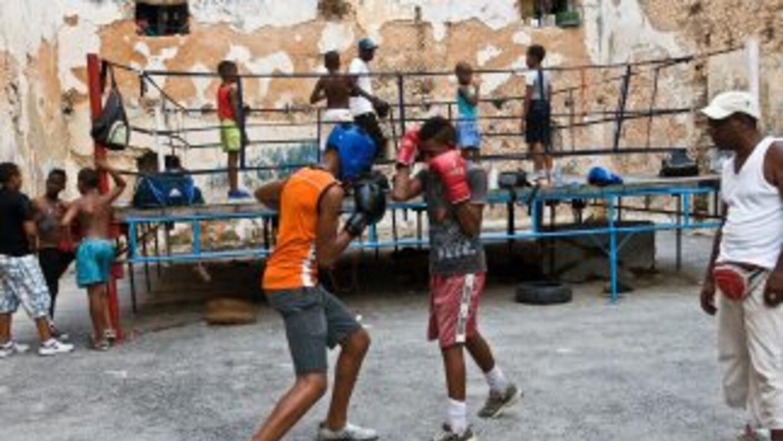 Cuba regresa al boxeo profesional contra México.