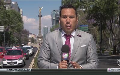 México es un hospital: Damm y Márquez son bajas del Tri ante Trinidad y...